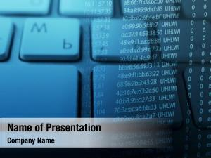 Program computer keyboard code