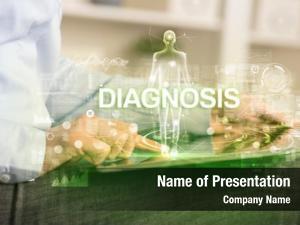 Record electronic medical diagnosis inscription,
