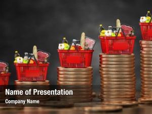 Sales growth food growth market