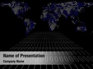 Binary internet world code