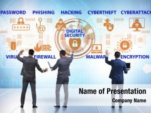 Concept digital security key elements