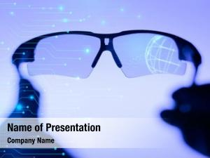 Interactive smart glasses lenses, seeing