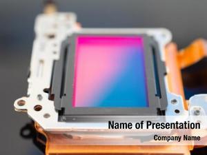 Modern CMOS  camera  sensor