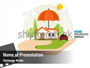 Agency insurance vector concept