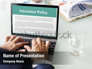 Security agreement insurance policy