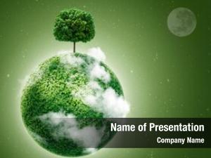 Go green-