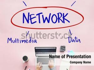 Workspace multimedia cyberspace network