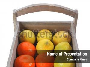 Lemon fresh raw mandarin