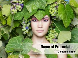 Grape goddess-