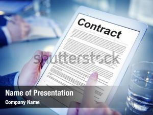 Obligation terms business contract