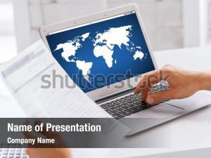Global business technology communication network