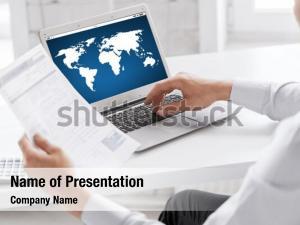 Global business technology communication
