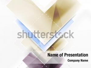 Presentation arrow