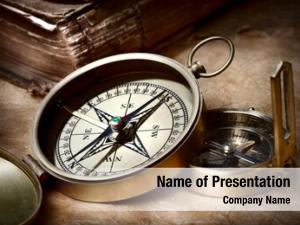 Old compasses-