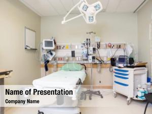 Emergency room-