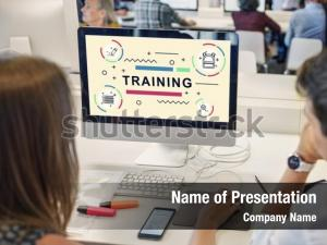 Literacy training powerpoint background
