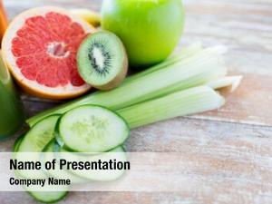 Vegetable Diet Powerpoint Templates Vegetable Diet
