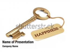 Satisfaction key to happiness concept