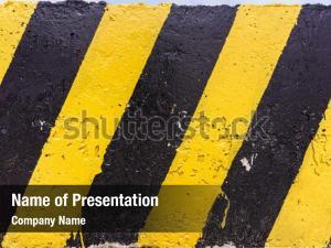 Diagonal yellow grunge black