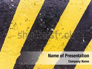 Construction yellow grunge black