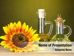 Sunflower sunflower oil yellow