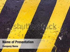 Reconstruction grunge black and yellow
