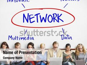 Connection multimedia cyberspace network