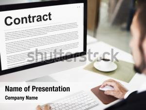 Programming terms business contract