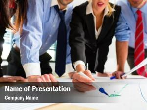 Professionals business four office business