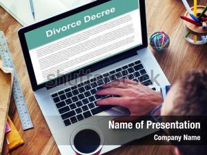 Analysing decree divorce agreement