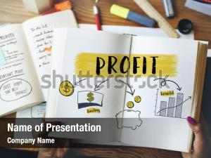 Notebook business finance accounting