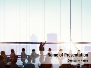 Business meeting room meeting leadership