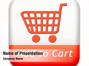 Button add cart start shopping