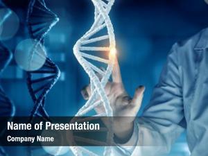 Research dna molecule