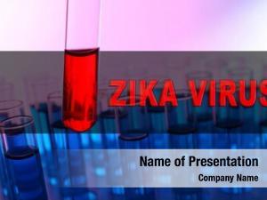 Danger zika virus concept