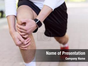 Professional knee pain athlete sport