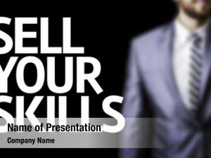 Skills sell your written board