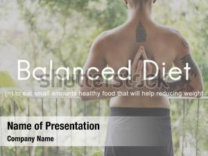 Spirituality balanced diet choice