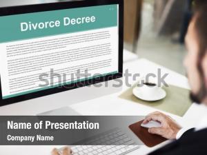 Programmer decree divorce agreement