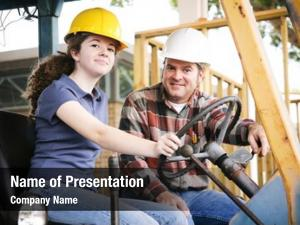 Teaching vocational instructor young construction
