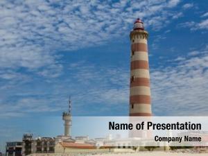 Barra, lighthouse praia also known
