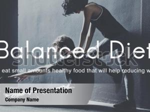 Relationship balanced diet choice