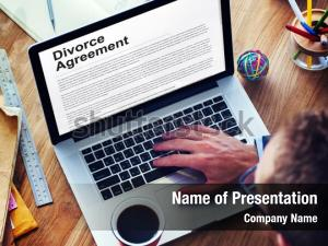Analyzing decree divorce agreement