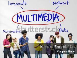 Interaction multimedia cyberspace network