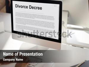 Corporate decree divorce agreement