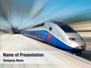 Train high speed