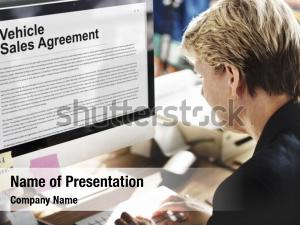 Agreement vehicle sales agreement