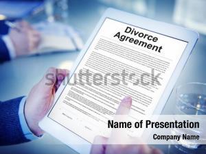 Connection decree divorce agreement