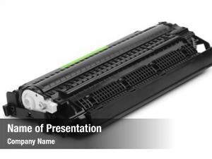 Cartridge black copier white
