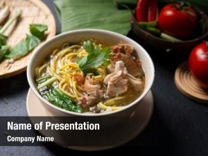 500 Noodles Powerpoint Templates Powerpoint Backgrounds For Noodles Presentation